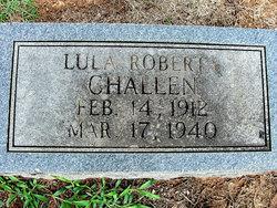 Lula Robert Challen
