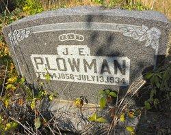 John Edward Plowman