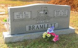 Mary Alice <i>Moultrie</i> Bramlett