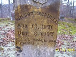 Wilson Becknell