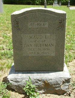 Maud Etheleen <i>Johnson</i> Huffman