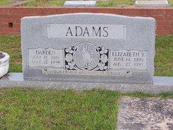 Elizabeth <i>Yearta</i> Adams