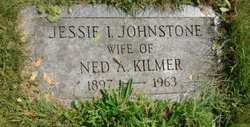 Jessie I <i>Johnstone</i> Kilmer