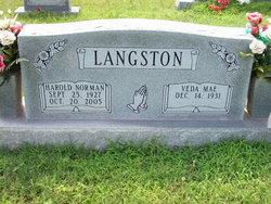 Harold Norman Langston
