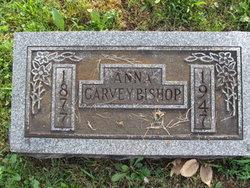 Anna <i>Garvey</i> Bishop