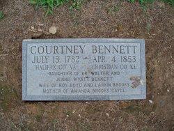 Courtney Bennett
