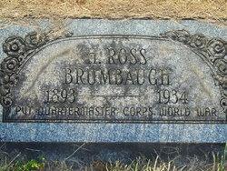 H Ross Brumbaugh