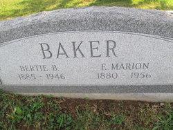Bertie B. Baker