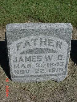 James Watson Debro Hatcher, Sr