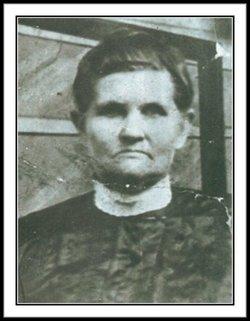 Mary Frances <i>Pettit</i> Alger