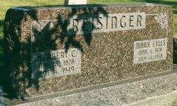 Marie J <i>Ells</i> Reisinger