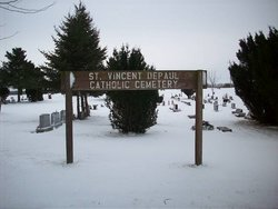 Saint Vincent de Paul Cemetery