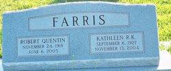 Kathleen Ruth <i>Kelling</i> Farris