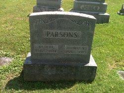 Matilda <i>Fizer</i> Parsons