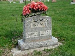 Ada A. <i>Shannon</i> Brown