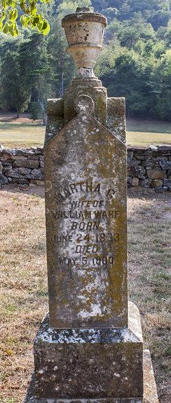 Martha Gee <i>Ford</i> Ware