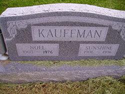 Mary Sunshine <i>Gentry</i> Kauffman