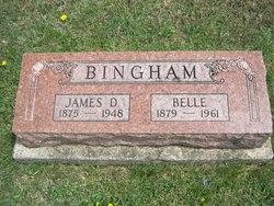 Almarinda Belle <i>Osborn</i> Bingham