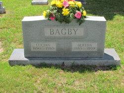 Bertha <i>Noe</i> Bagby