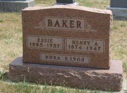 Nora E Baker