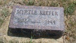 Myrtle <i>Stelts</i> Keefer