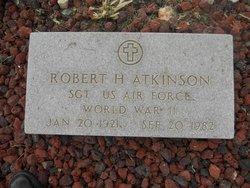 Robert H. Atkinson