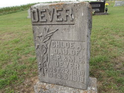 Chloe A. Dever
