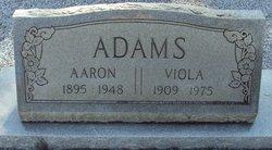 Viola <i>Barnes</i> Adams