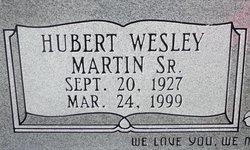 Hubert Wesley Martin