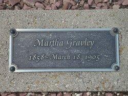 Martha Anna Marit <i>Rulland</i> Gravley
