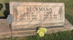 Henry J Beckman