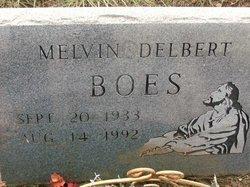 Melvin Delbert Boes
