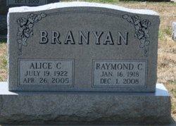 Alice C <i>Hill</i> Branyan