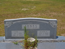 Blanch <i>Brown</i> Jones