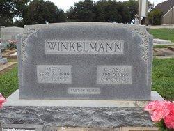 Charles Charlie Winkelmann
