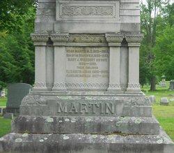 Mary Jane <i>Woodbury</i> Martin