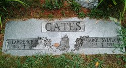 Carol Sylvia Gates