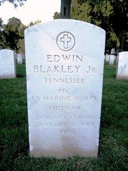 PFC Edwin Blakley, Jr