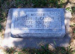 Zelda Elva <i>Pentico</i> Carson