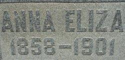 Anna Eliza <i>Nunn</i> Perryman
