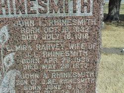 Elmira <i>Harvey</i> Rhinesmith