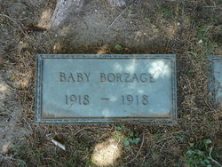 Infant Male Borzage