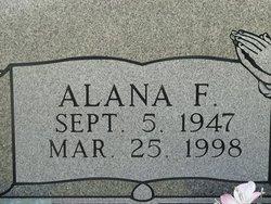 Alana F. Blair