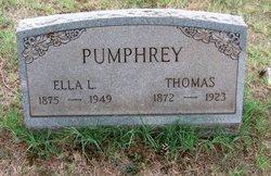 Ella Leona <i>Upton</i> Pumphrey