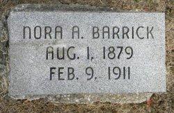 Nora Alice <i>Fry</i> Barrick
