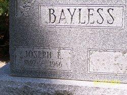 Joseph Elmer Bayless