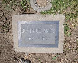 Beatrice Amos