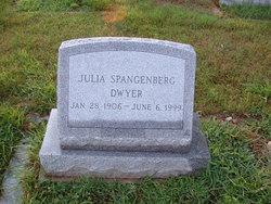 Mary Julia <i>Spangenberg</i> Dwyer