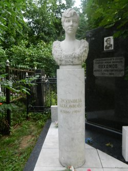 Ludmilla Pakhomova