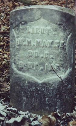 Henry William Mayes